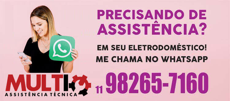 Agendamento WhatsApp para Eletrodoméstico Ariston